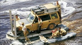 The Land Rover Camel Trophy: An historical review