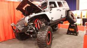SEMA auto show 2011