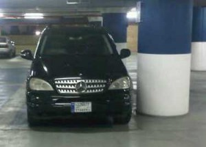 Ml Mercedes  For Sale In Lebanon