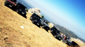 Mercedes G-Class meeting 2010