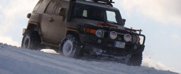 Snow OffRoad in Ehden (part 2)
