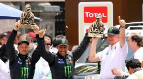 Dakar 2012- Stage 14 Video and final results