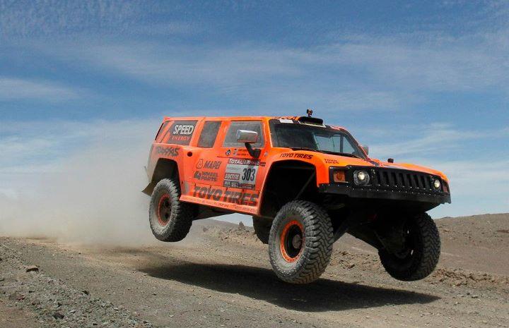 Dakar: Robby Gordon will be back with a Hummer | Auto123.com