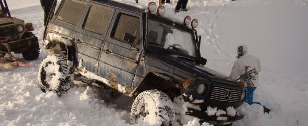 Extreme OffRoad in Ehden (part1)