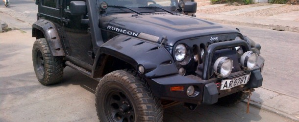 Sold: Fully Loaded WRANGLER RUBICON