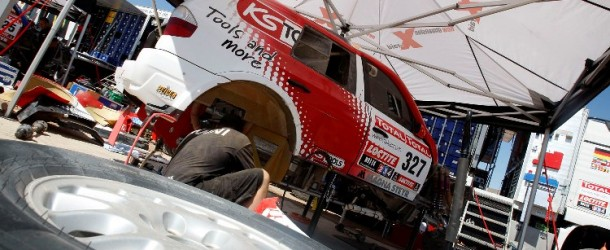 Dakar 2012 &#8211; Rest day photos