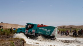 Dakar 2012- Trucks photos (part2 )