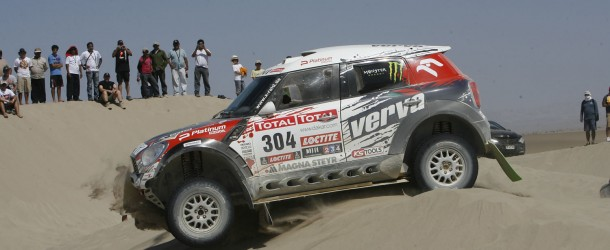 Dakar 2012 – Stage 13 photos