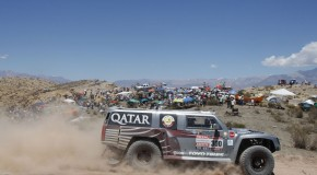Video Dakar 2012 – Nasser AL-Atiyyah Flat-Out
