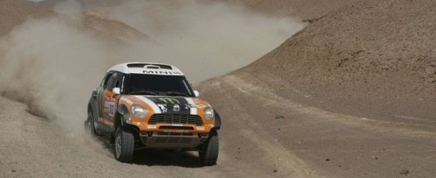 Dakar 2012- stage 9, Video and results