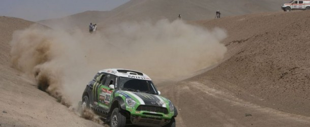 Dakar 2012-  stage 9 Pictures