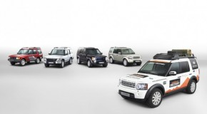 The 1,000,000th Land Rover Discovery