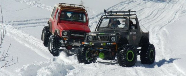 Album &#8211; OffRoad weekend in Ehden