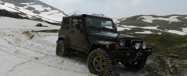 Album- Snow and mud OffRoad fun