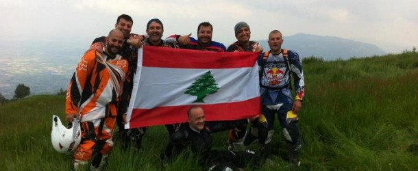 KTM Adventure Tour Piemonte Italy