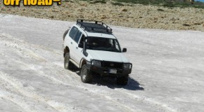 Off Road trip from Ehden to Kornet Al Sawda by Hector Mawad