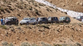 Ehden 4&#215;4 convoy 2012