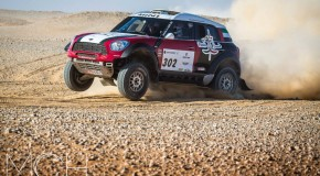 Pharaons Rally Egypt 2012