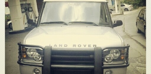 For sale: Land Rover Discovery 2003