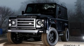 Land Rover Defender by Prindiville