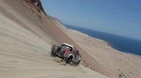 Dakar 2013: Stage 9 Summary video and results