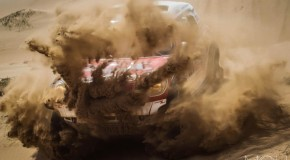 Dakar 2013: Stage12 video and results