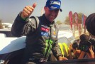 Stephan Peterhansel wins Dakar 2013