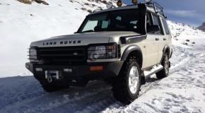 FOR SALE: LR DISCOVERY 2003 FULLY EQUIPPED