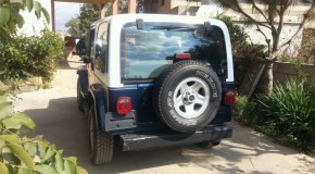For sale: Jeep Wrangler 1997