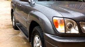 FOR SALE: LEXUS LX470 &#8211; 2002