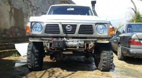 For Sale: modified Nissan Patrol