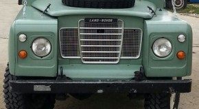 FOR SALE: LAND ROVER SERIES III 1979