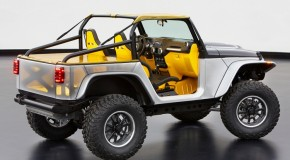 Six Concept 4x4s Revealed By Jeep and Mopar