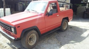 For sale: Nissan Patrol 1986