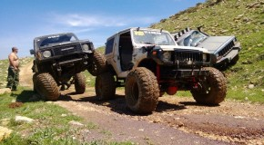 Ice Team: spring OffRoad camp