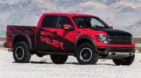 575-HP Ford F150 SVT Raptor  by Shelby