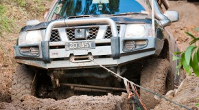 Foundational winch safety (based on an enthusiast's experience)