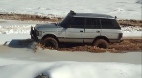 Video : Range Rover OffRoad adventures