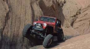 2013 Moab Easter Jeep Safari- Hells Revenge