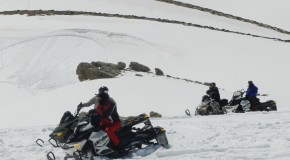 Snowmobile race &#8211; Discover Lebanon 2013
