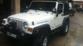 For Sale: Wrangler TJ Rubicon