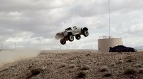 Video: Monster Energy 850-horsepower Trophy Truck