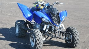 FOR SALE: Yamaha RAPTOR 700R 2012