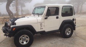 FOR SALE: JEEP WRANGLER 1998