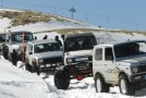 OffRoad trail to Mzaar Summit