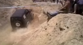 Video : Suzuki Samurai Roll Over