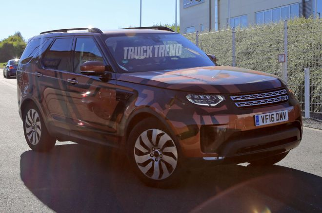 2018 land rover lr4. contemporary 2018 spied 2018 land rover discovery in land rover lr4 r