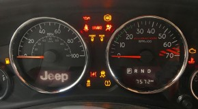 JEEP WRANGLER JK DASH WARNING LIGHTS: WHAT THEY MEAN