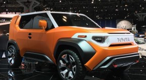 The Toyota FT-4X Concept Is 75 Percent Production Ready