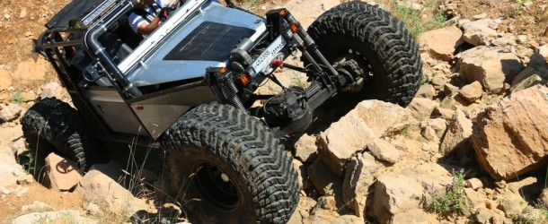 Video : The Lebanese Rock Crawler with 54s
